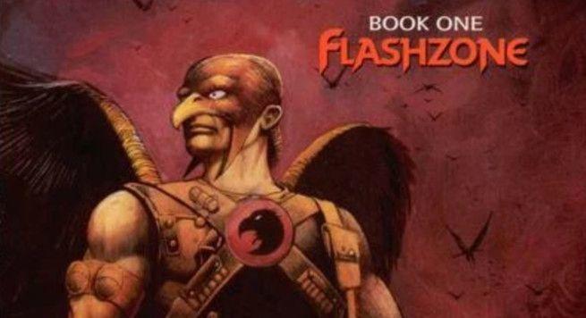 Best Hawkman Comics - Hawkworld