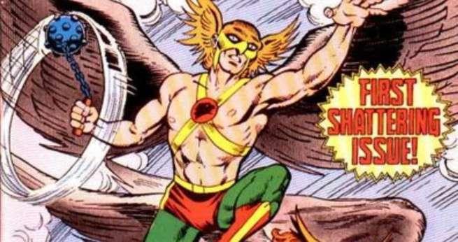 Best Hawkman Comics - Shadow War of Hawkman