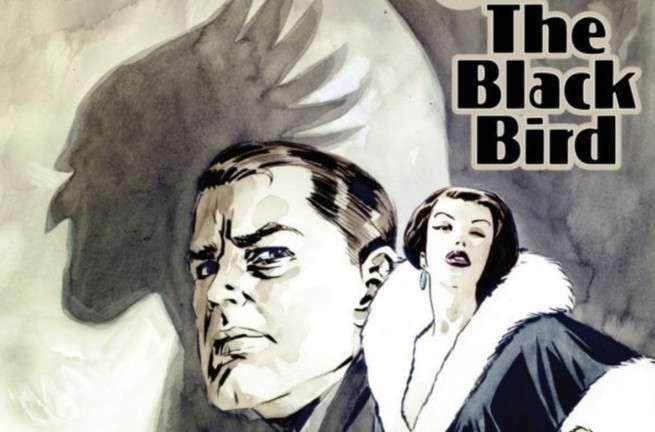 Best Hawkman Comics - The Black Bird