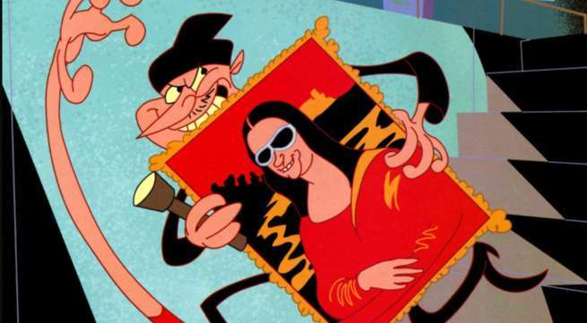 Best Plastic Man Comics - On The Lam