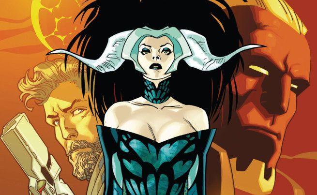 Best Stuart Immonen Comics - Empress