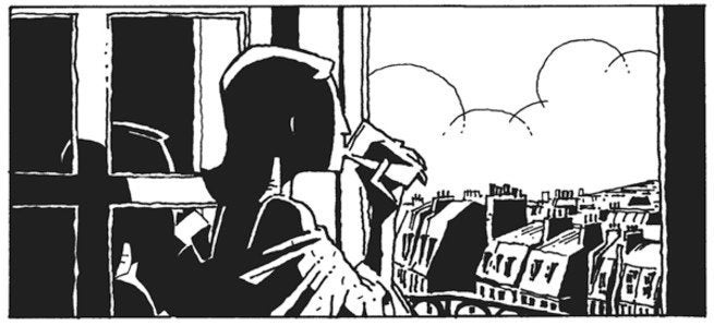 Best Stuart Immonen Comics - Moving Pictures