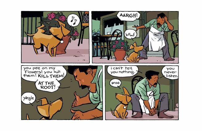 Best Stuart Immonen Comics - Never As Bad As You Think