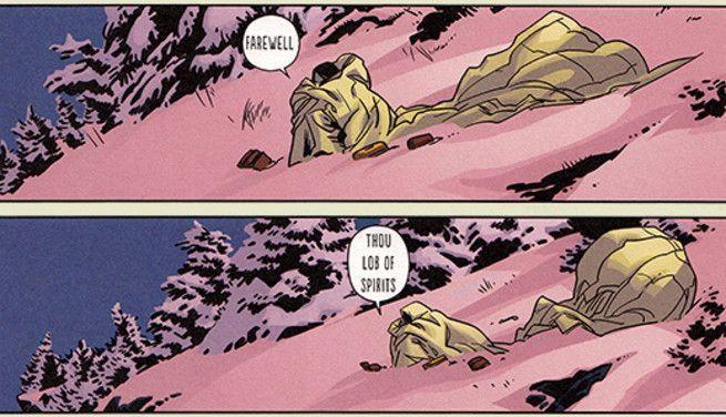 Best Stuart Immonen Comics - Russian Olive to Red King