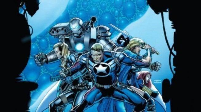 Best Stuart Immonen Comics - Secret Avengers