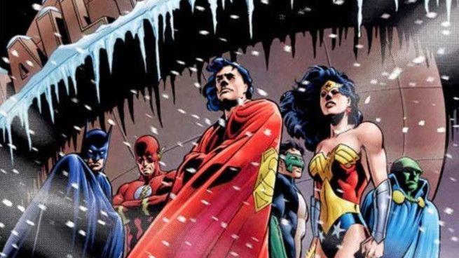 Best Stuart Immonen Comics - The Final Night