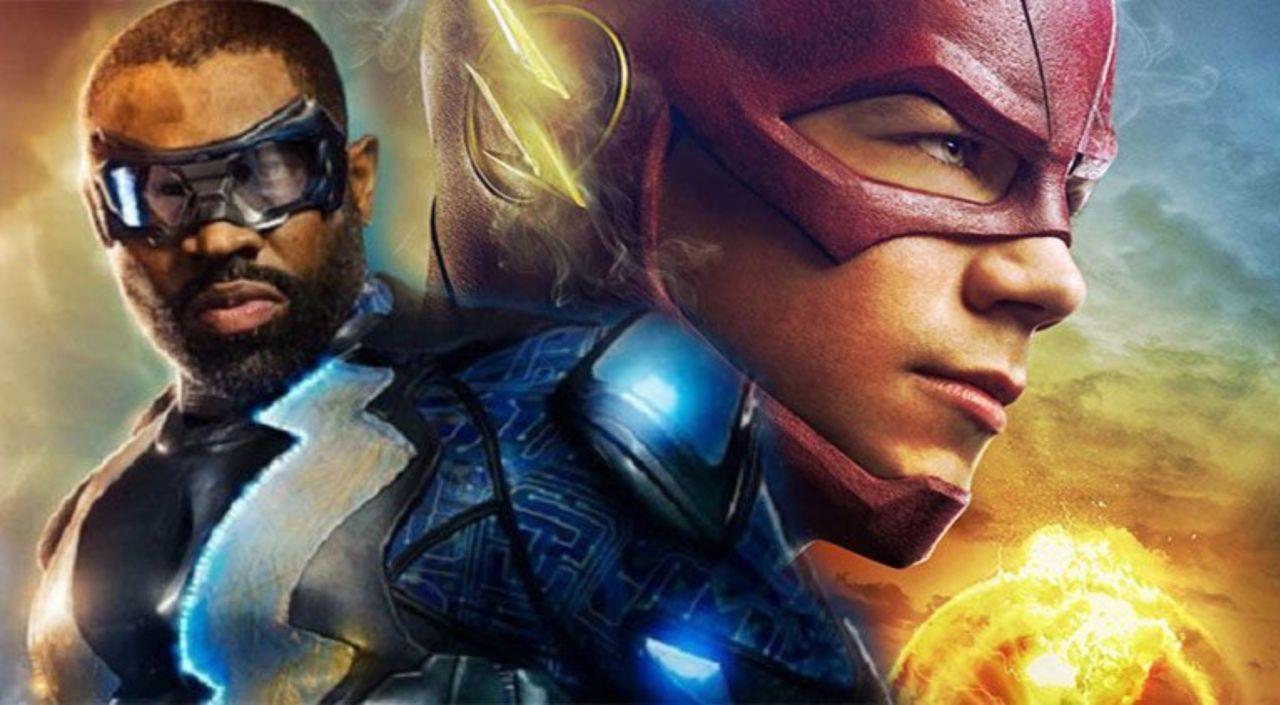 The Flash Stars Address Possibility Of Black Lightning Crossover
