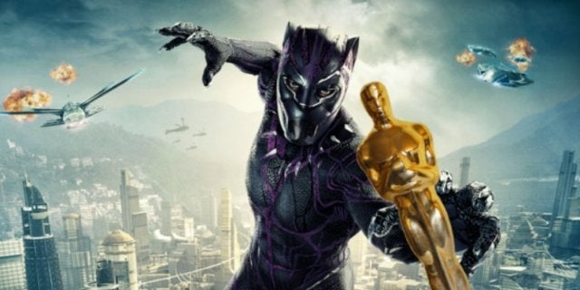 Black Panther oscar comicbookcom