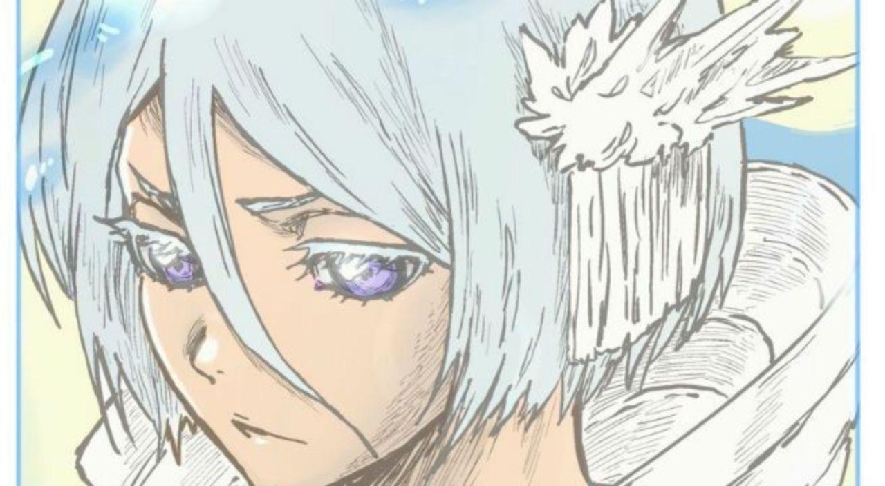 Bleach Artist Gives Rukia An Icy Makeover
