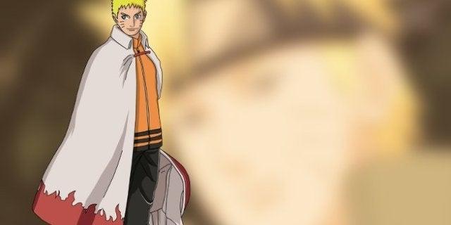 Boruto Adult Naruto Design Gutsy Shinobi
