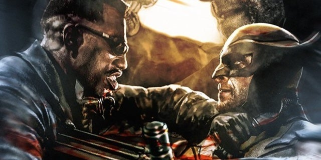 Blade Vs Wolverine Imagined In Awesome Fan Made Poster