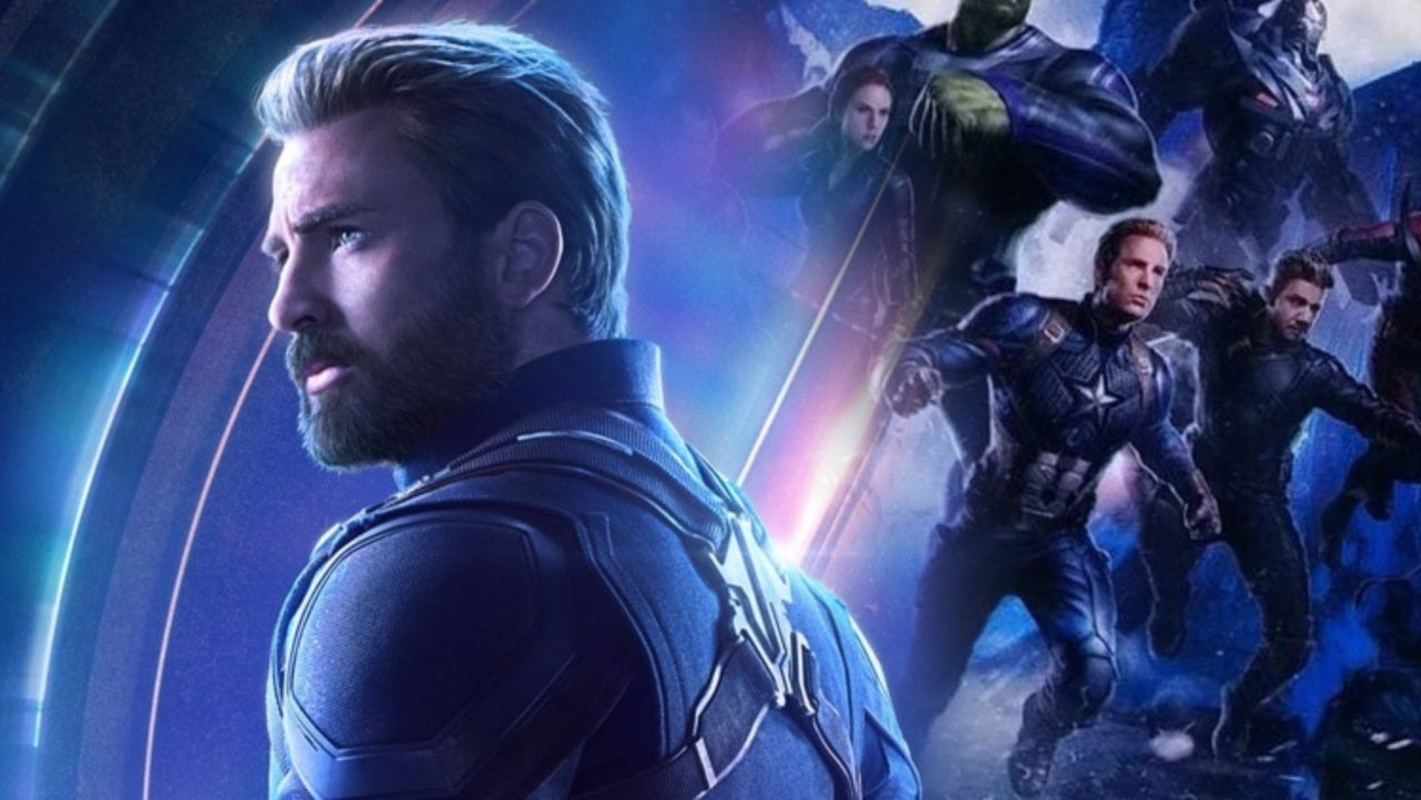 avengers 4': fans react to captain america losing his beard