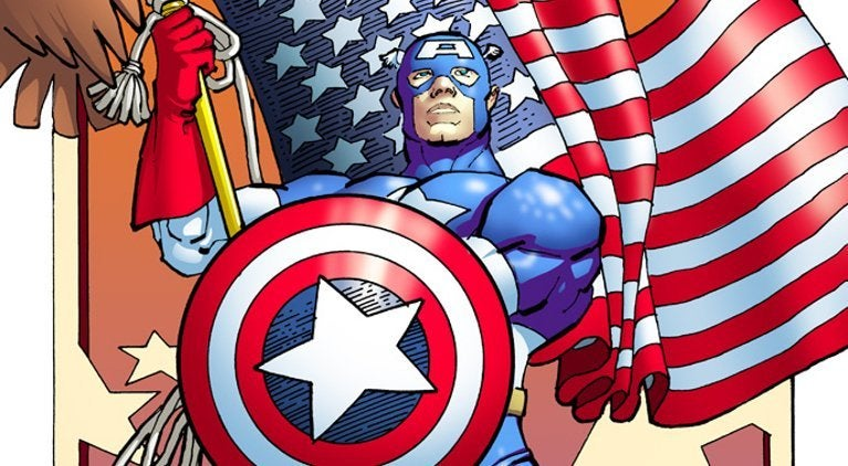 Captain America Frank Miller
