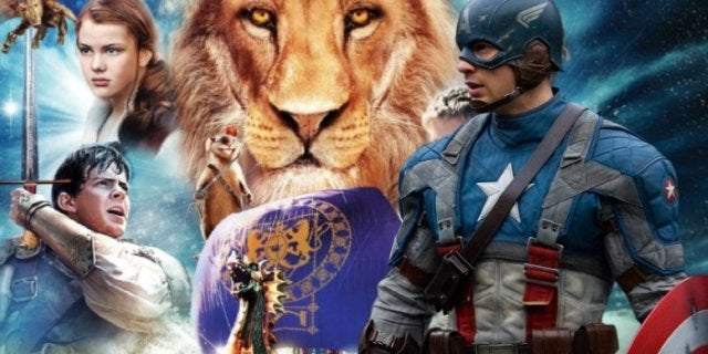Captain America the First Avenger Narnia