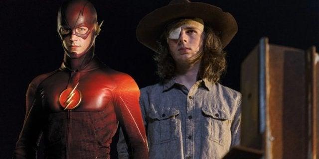 Chandler Riggs the Flash comicbookcom