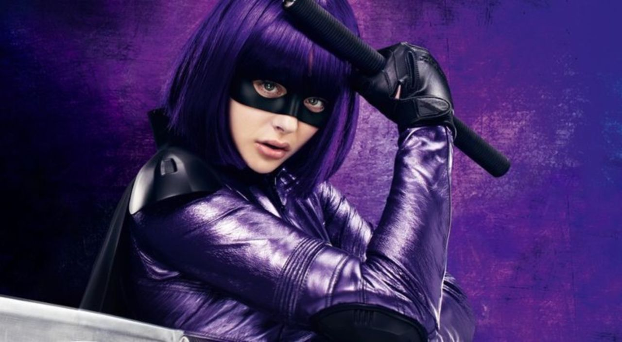 Chloe moretz hit girl kick ass-6587