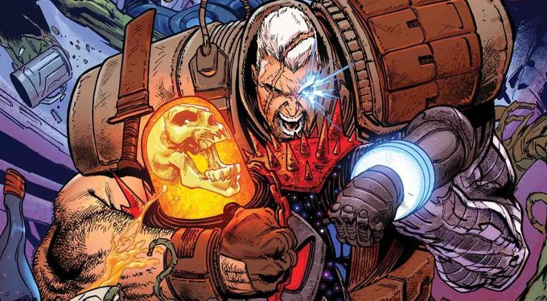 Cosmic Ghost Rider Guardians of the Galaxy