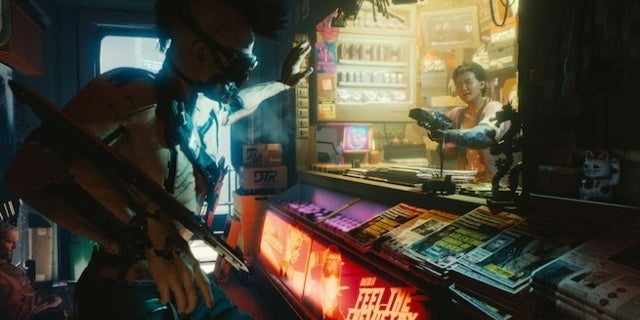 """Cyberpunk 2077 Dev Details Corrupt Police, """"Wanted"""" System"""
