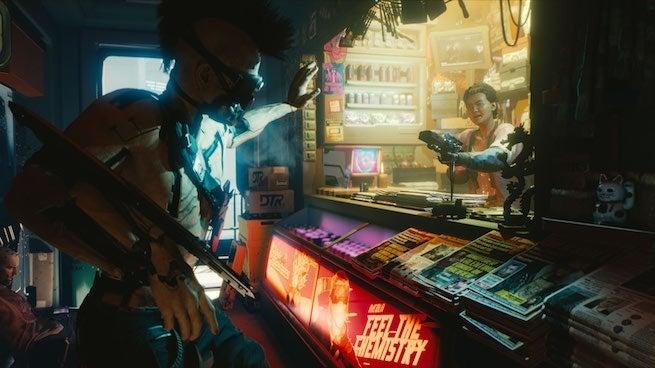 Cyberpunk 2077 9