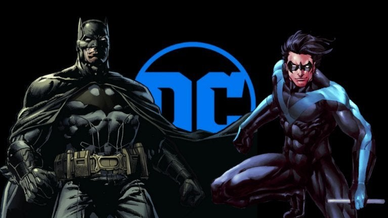 DC Films Batman Nightwing comicbookcom