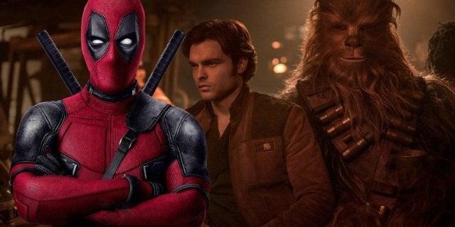 Deadpool 2 Solo Star Wars