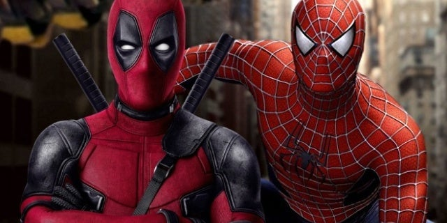 deadpool 2 spider man 2