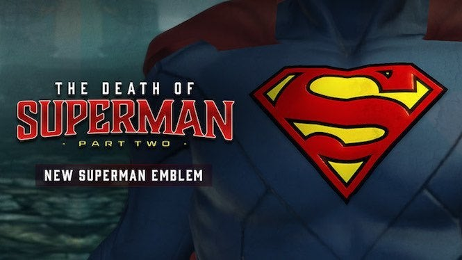Death of Superman 3