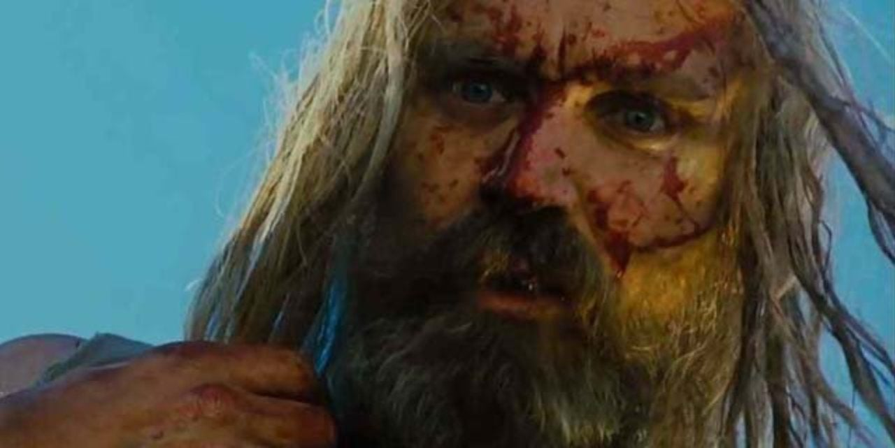 rob zombie shares first three from hell character poster