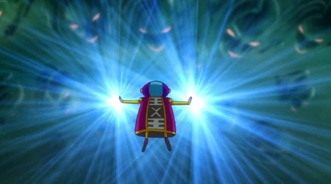 Dragon Ball Super Grand Zeno Power Levels Destruction
