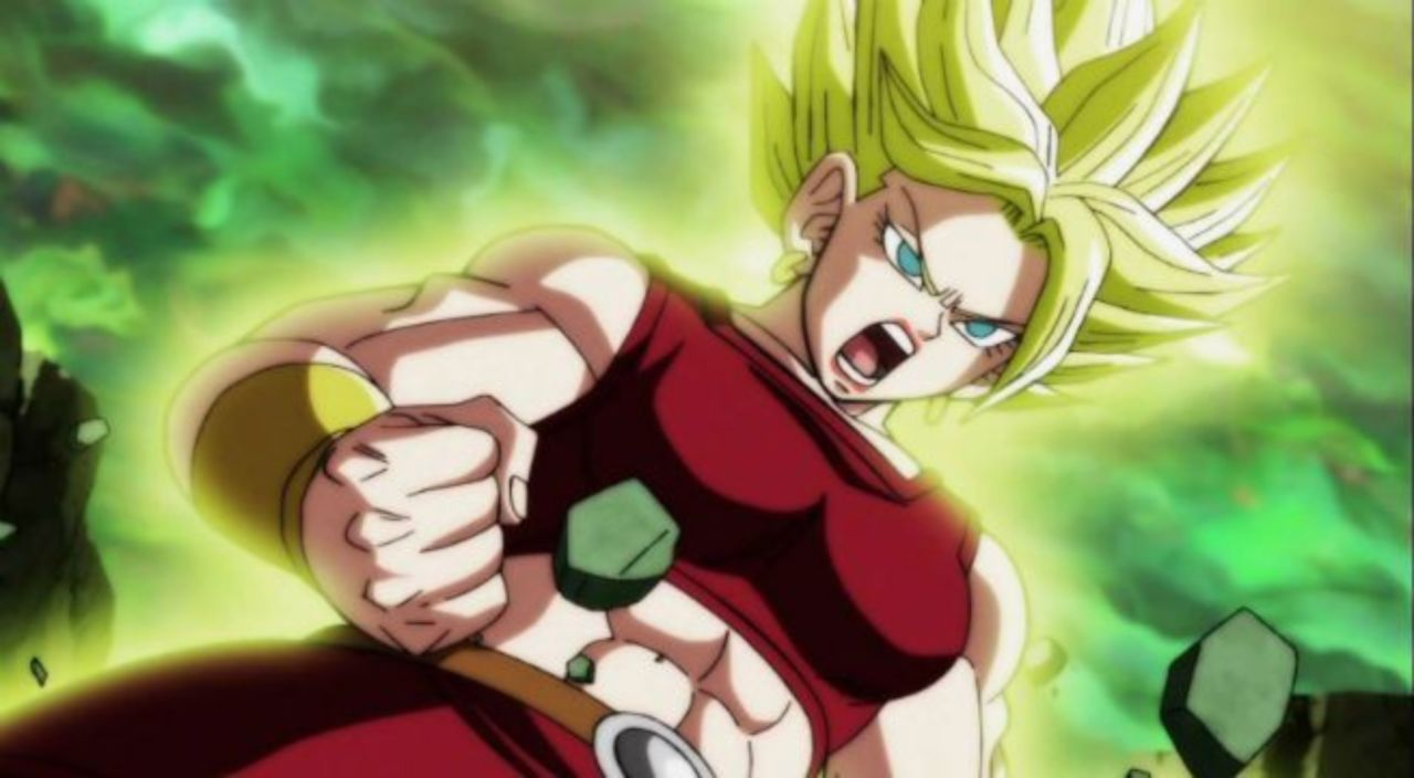 New 'Dragon Ball Super' Chapter Has Fans Fawning Over Kale