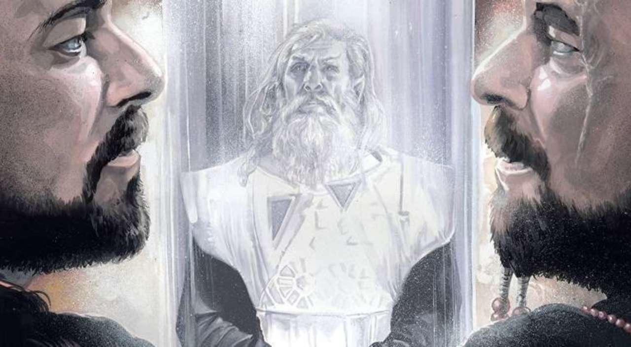 'Star Trek' Finally Reveals What Happened to Emperor Spock