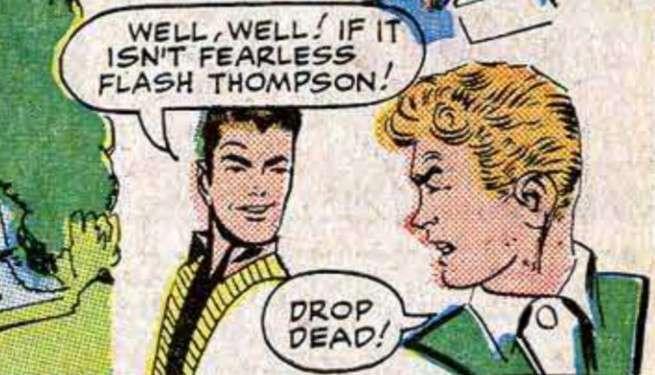 Essential Flash Thompson Comics - Cover