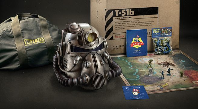 when can i pre order fallout 76 power armor edition