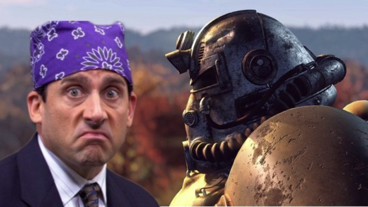 Fallout 76 Trailer Gets Remade With 'The Office' Theme Song