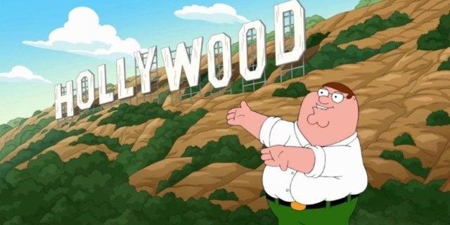 Family Guy Hollwood