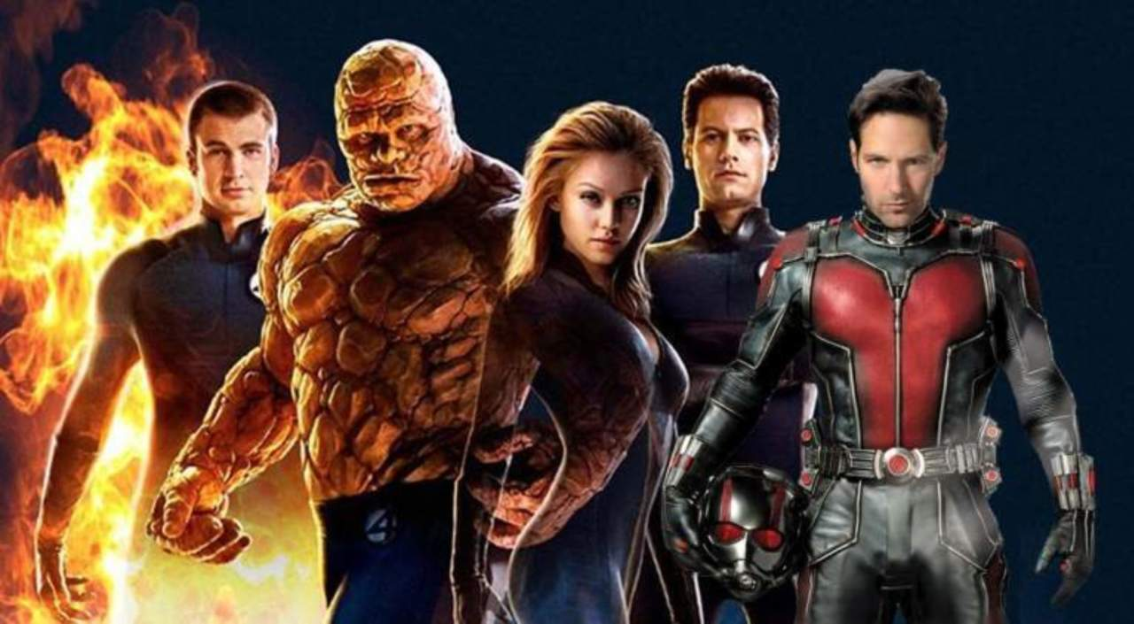 Ant-Man 3 Theory Could Lead to the MCU Debut of the Fantastic Four