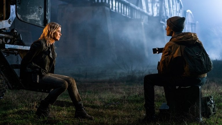 Fear The Walking Dead Kim Dickens