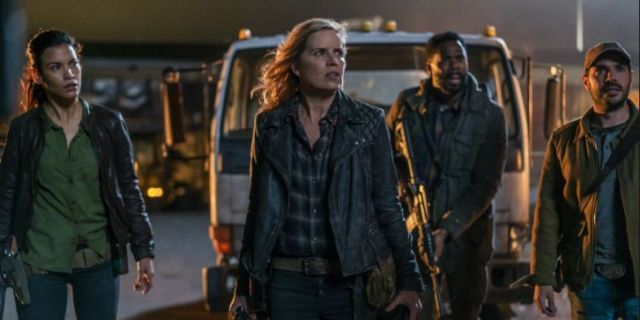 Fear The Walking Dead Madison