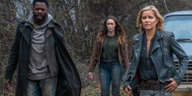Fear The Walking Dead season 4 Madison