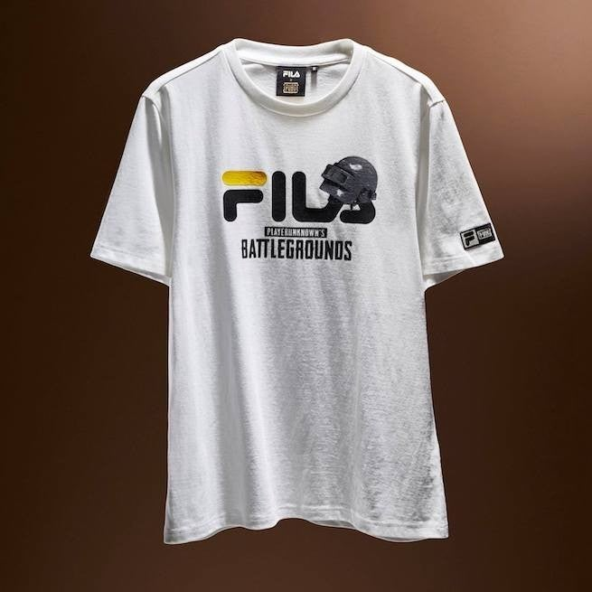 fila white shirt