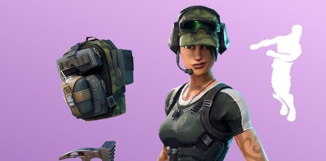 Fortnite's Latest Free Twitch Prime Loot Revealed, Available Now