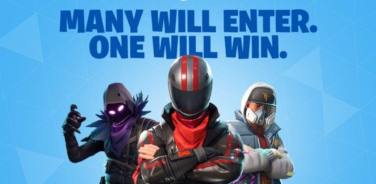 fortnite e3 2018 - fortnite game giveaway