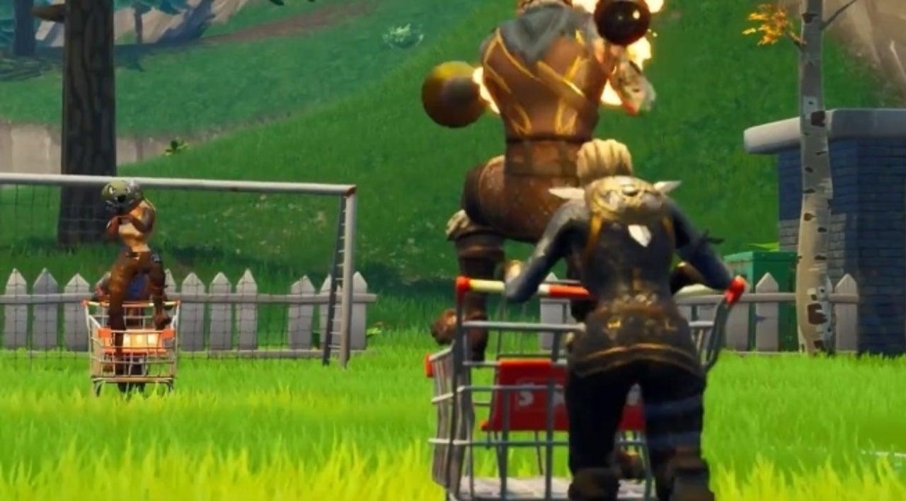 Fortnite Playground Ltm Trailer Revealed