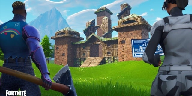 Fortnite-Playground