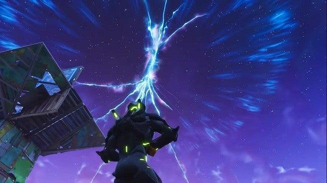 Fortnite Rocket