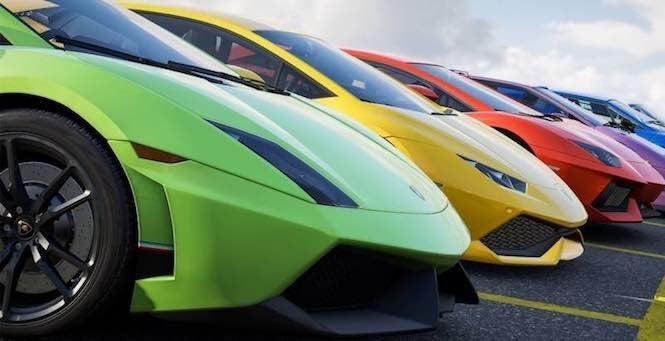 Forza Horizon 4 Premieres At Xbox E3 2018