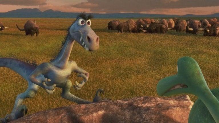 Good Dinosaur Earl