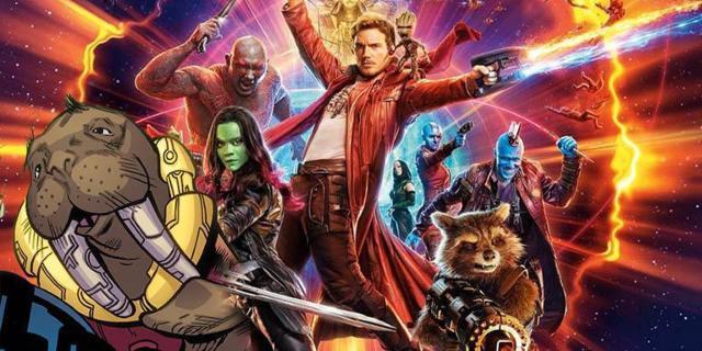 guardians of the galaxy vol 2 wal rus