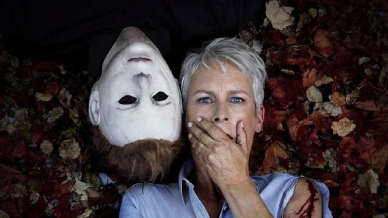 jamie lee curtis admits she made the halloween theme her ringtone