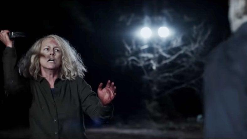 Halloween 2018 Laurie Michael
